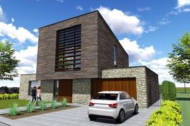 Villa B Lage Heide 1