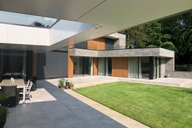 Villa J Overdekt Terras